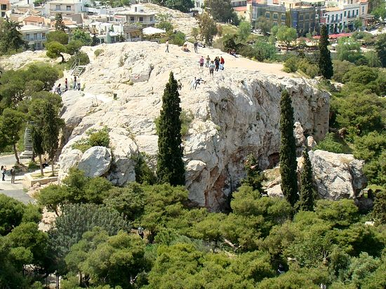 The Acropolis. Photo: Wikipedia.