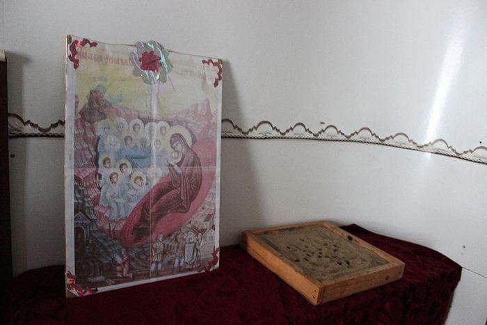 Место для молитвы женщин, сделавших аборты