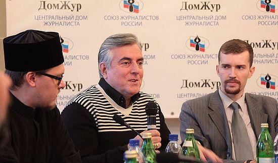 Православная Грузия с нами: выступление Давида Гиоргобиани.