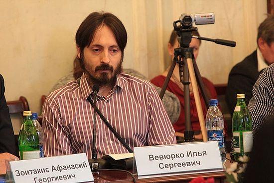 Эксперт центра - Илья Сергеевич Вевюрко, философ, религиовед, стар.преподаватель ПСТГУ.