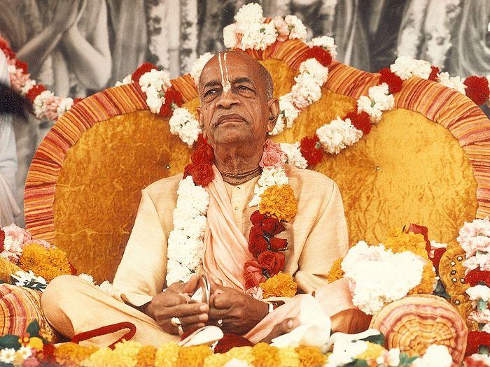 Бхактиведанта Свами Прабхупада – основатель Международного общества сознания Кришны
