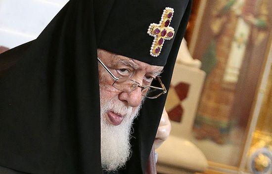 Catholicos-Patriarch Ilia II of All Georgia © ITAR-TASS/Mikhail Metzel