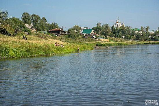 Tura River. Photo: http://russia-insider.com/