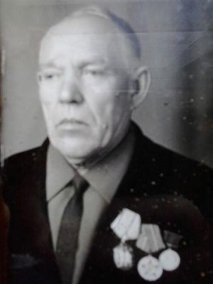 Прадед, Рожков Илья Владимирович, воевал в Великую Отечественную войну, бежал из плена