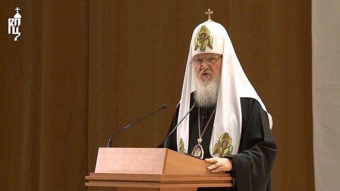 Выигрывает тот, в ком нет злобы — Патриарх Кирилл