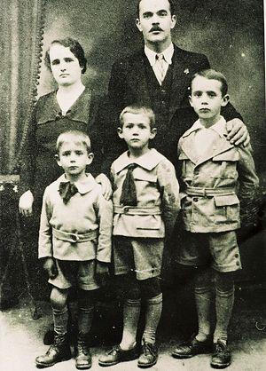 Семья старца Ефрема