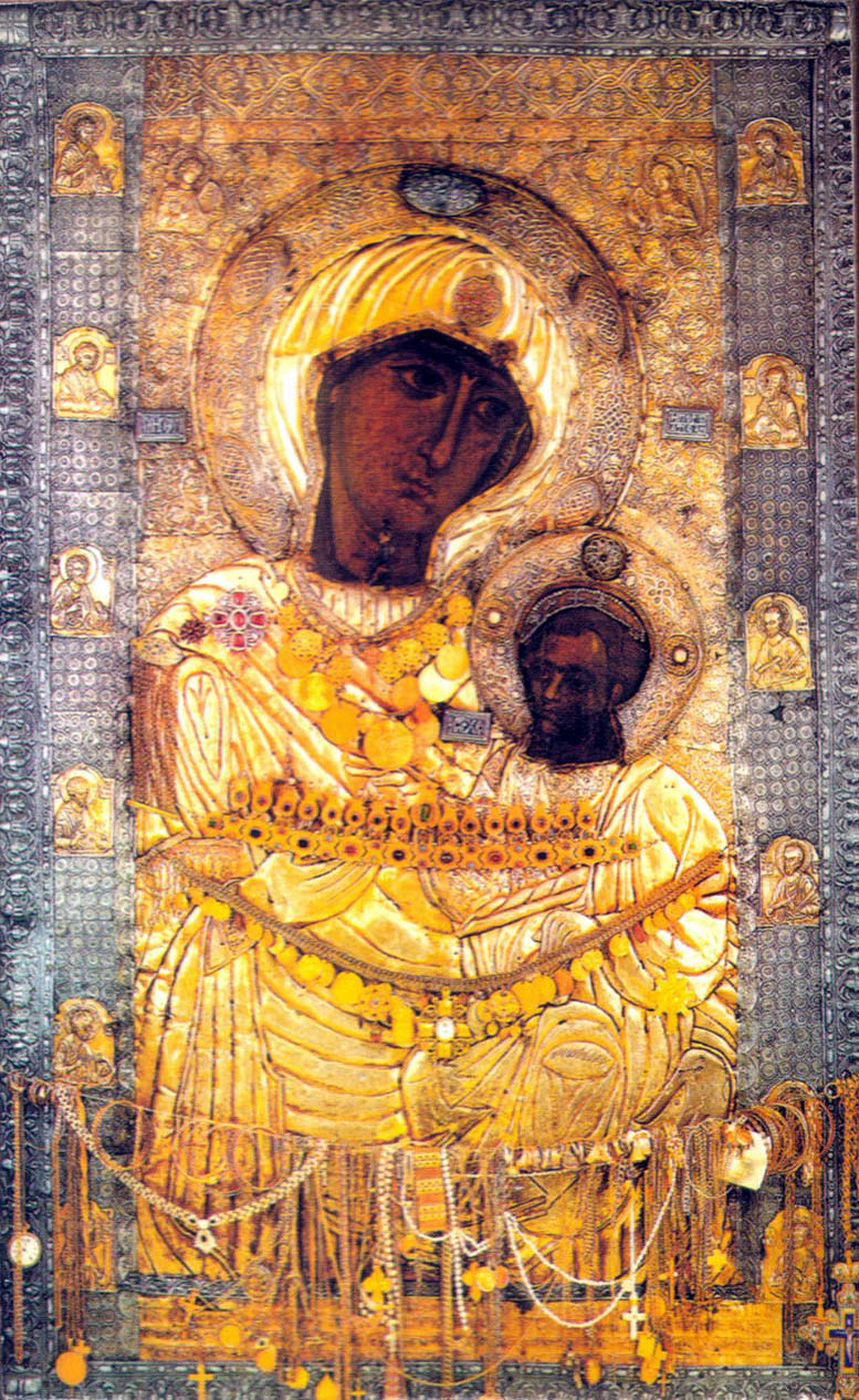 Icon Of The Mother Of God Iveron Orthochristian Com