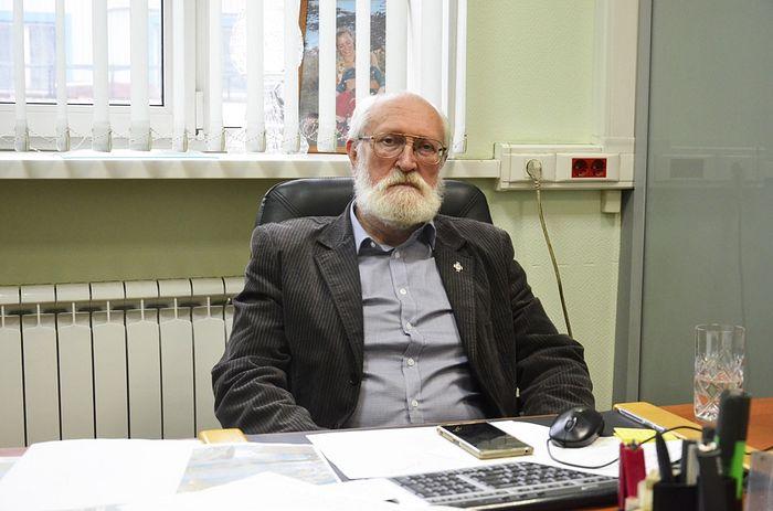 Юрий Евгеньевич Киреев в своем рабочем кабинете. Фото: Православие.ru