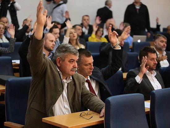 Скупштина Кантона Сарајево. Фото: klix.ba