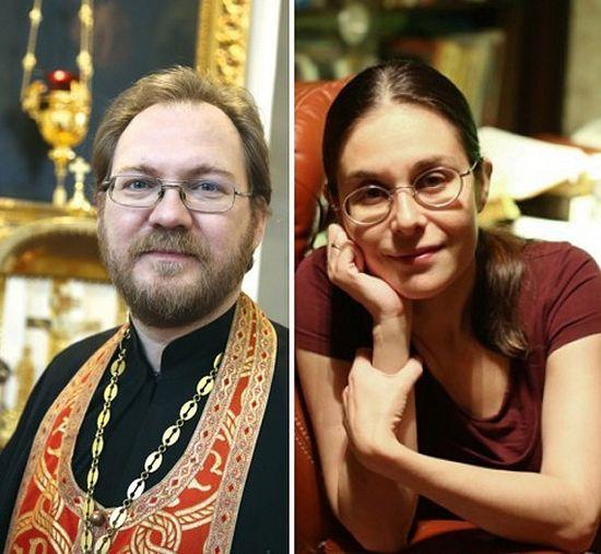 Протоиерей Константин Пархоменко; Елизавета Пархоменко, психолог