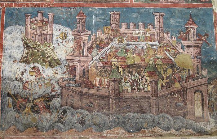 Осада Константинополя в 626 г.