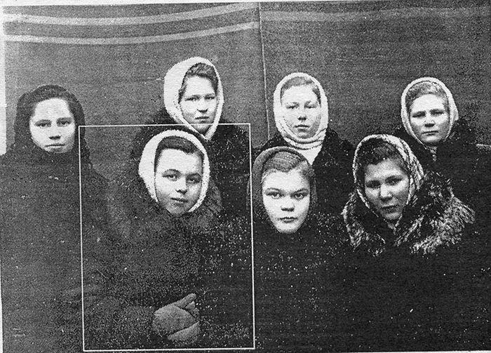 Ирина Чабанова в годы учебы в Ульяновском сельхозучилище. Фото из архива И. Чабановой