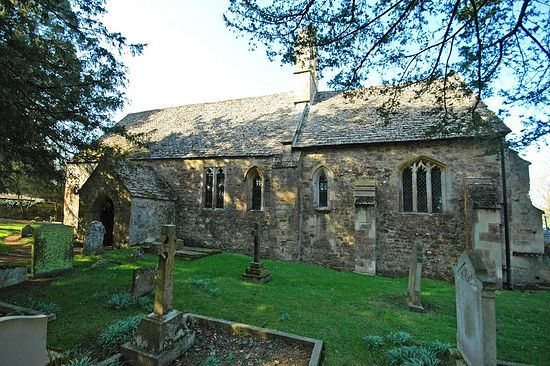 St. Margaret's Church in Binsey, Oxon (source - Panoramio.com)