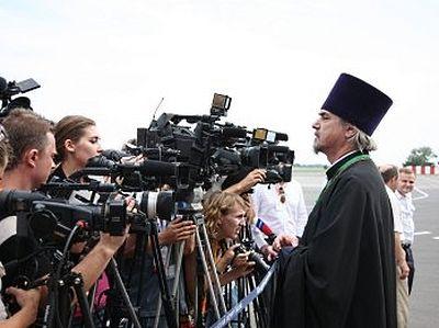 Православная журналистика — это взгляд на события через Евангелие