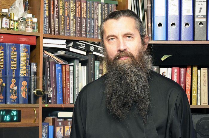 Иеромонах Лука (Ауле). Фото: Православие.ru