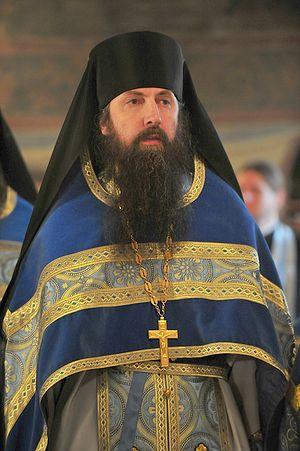 Иеромонах Лука (Ауле). Фото: Гурий Балаянц / Православие.Ru