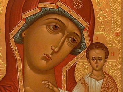 Всенощное бдение в Сретенском монастыре накануне празднования Казанской иконы Божией Матери