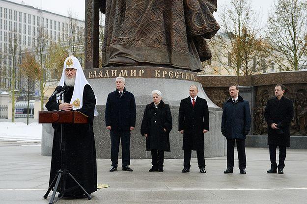 Сегодня мы живем в мире, где размываются истины, подчернул Патриарх Кириил в своем слове к участникам открытия памятника святому равноапостольному князю Владимиру на Боровицкой площади в Москве 4 ноября.