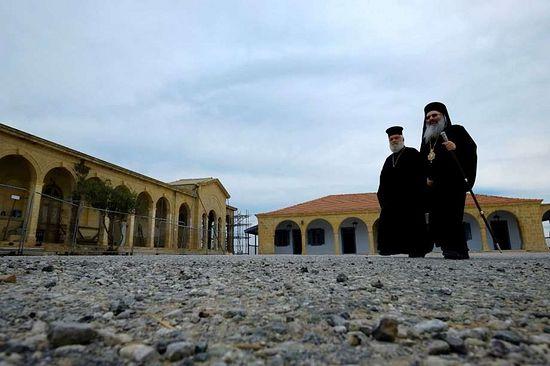 Restoration Of Revered Cyprus Monastery Symbol Of Unity