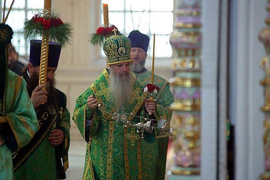 Владыка Мефодий, епископ Каменский и Алапаевский. Фото с сайта orthodox-newspaper.ru