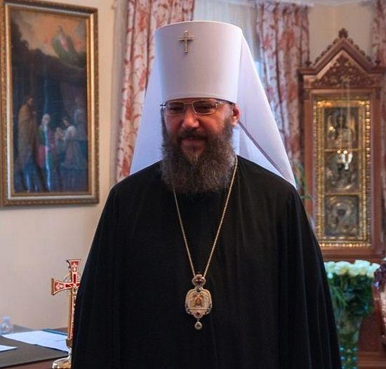Антоний, митрополит Бориспольский и Броварской, управляющий делами Украинской Православной Церкви