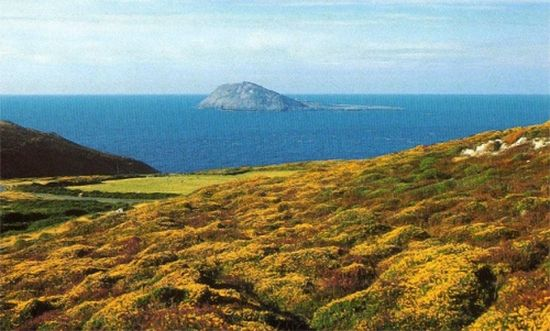 Bardsey Island (taken from Bardseyapple.co.uk)