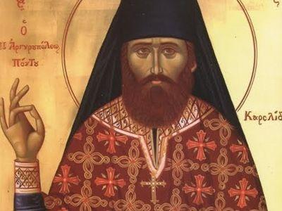 Его привез в Грузию святой Георгий