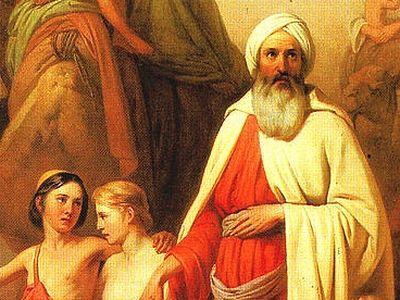 Призвание патриарха Авраама: «который есть отец всем нам» (Рим. 4,16)