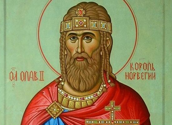 Норвежцам стало известно место погребения святого Олафа
