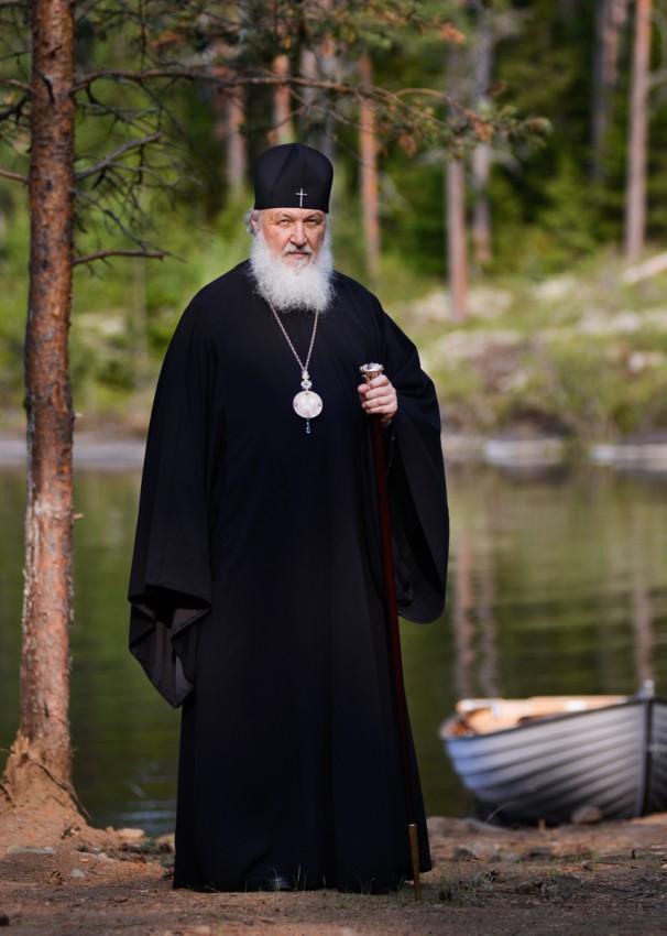 His Holiness Patriarch Kirill's 70th birthday