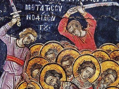 Всенощное бдение в Сретенском монастыре накануне Недели 22-й по Пятидесятнице