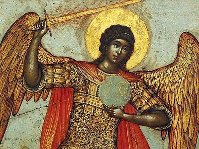Homily on the Feast of the Archangel Michael