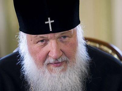 Патриарх Кирилл: Впервые в истории законы на Западе пошли против нравственной природы человека