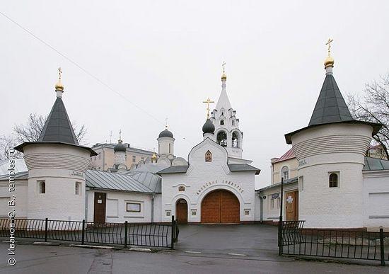 Подворье Русского на афоне Свято-Пантелеимонова монастыря