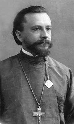 Священноисповедник Роман Московский (Медведь) был духовным чадом праведного Иоанна Кронштадтского