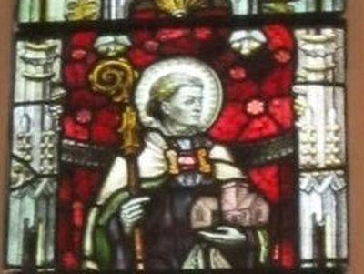 Преподобный Ильтуд, учитель валлийцев