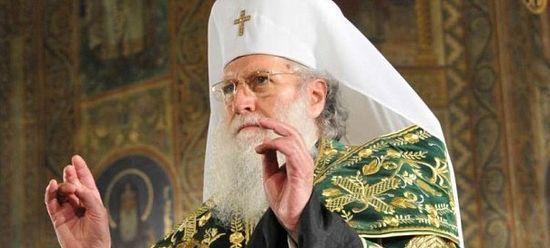 Bulgarian Orthodox Church Patriarch backs initiative against