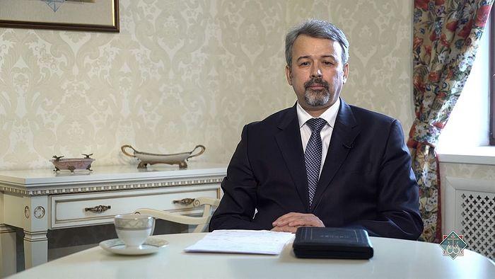 Religious historian Andrei Ivanovich Solodkov