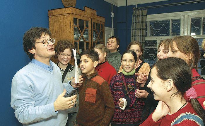 Экскурсия в доме-музее Чуковского