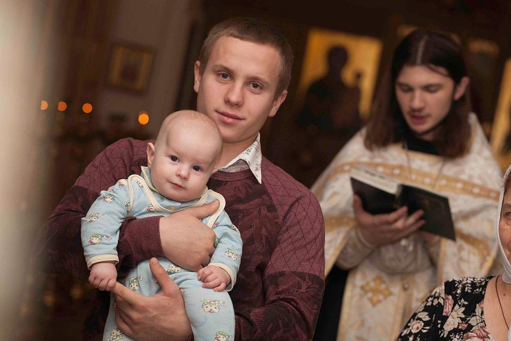 Зачем нужны крестные родители