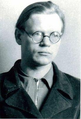 О. Иоанн Миронов в молодости