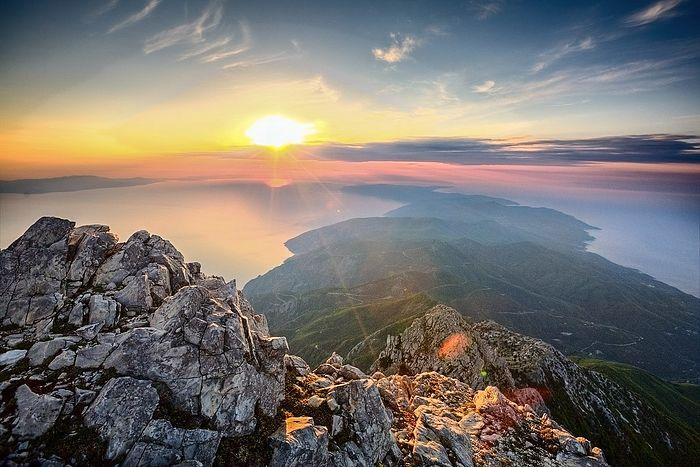 ВИДЕО: В Греции сняли новый документальный фильм «Святая Гора Афон — ковчег Православия»