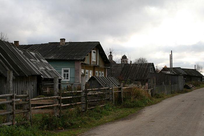 Деревня Ляли