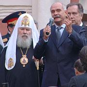 Выступление Никиты Михалкова. Фото Православие.Ru