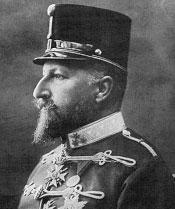 Король Болгарии Фердинанд.