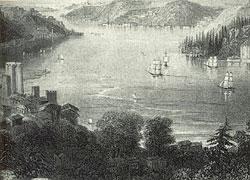 Пролив Босфор.