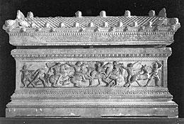 Константинополь. Гробница Александра Македонского. Фотография конца XIX века.