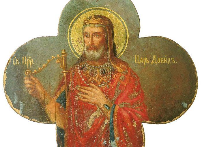 Давид, царь-псалмопевец