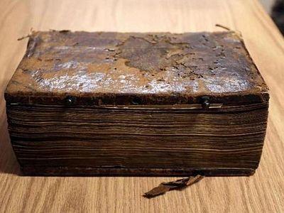 В Грецию из США возвращается уникальная Библия, украденная в годы первой мировой войны