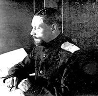 Генерал В.О. Каппель. 1919 г.